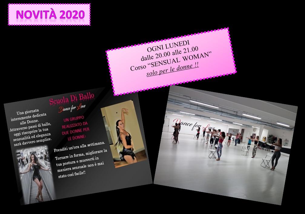 novità 2020 della scuola di ballo
